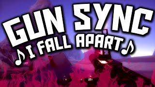 ♪ Post Malone - I Fall Apart ♪ - Rainbow Six Siege Gun Sync (Renzyx Remix)