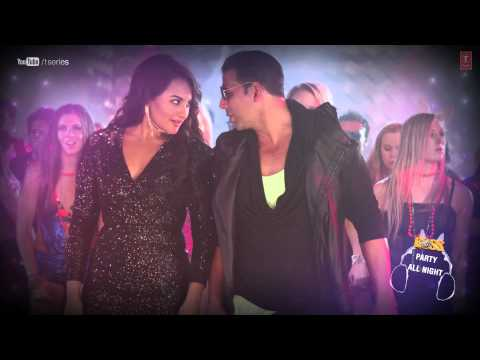 Party All Night Feat. Yo Yo Honey Singh Full Song | Akshay Kumar, Sonakshi Sinha | Boss Movie 2013