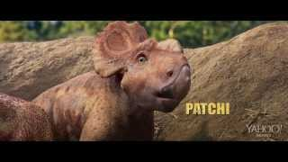Walking with Dinosaurs 3D (2013) - Patchi and Alex [HD]