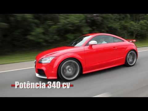 Audi TT RS Coupé Testado Na Imigrantes Pelo Autonewstv.