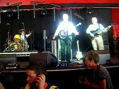 the wurzels @ glastonbury 2010  (blackbird)