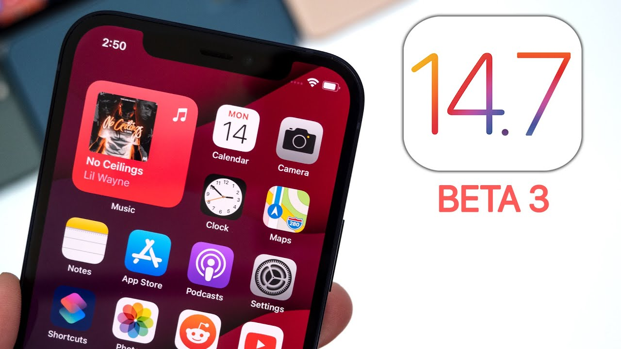 Download iOS 14.7 Beta 3 Released - What's New?