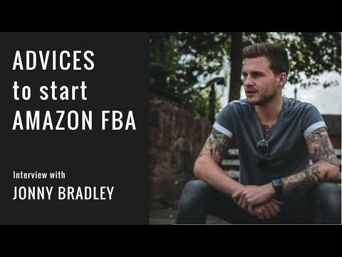 How Jonny Bradley QUIT his 9 to 5 JOB following AMAZON Seller Mastery by Tanner J Fox
