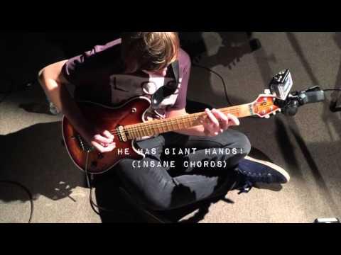 Three Wise Monkeys :: Making of Panopticon Guitars PT 1.