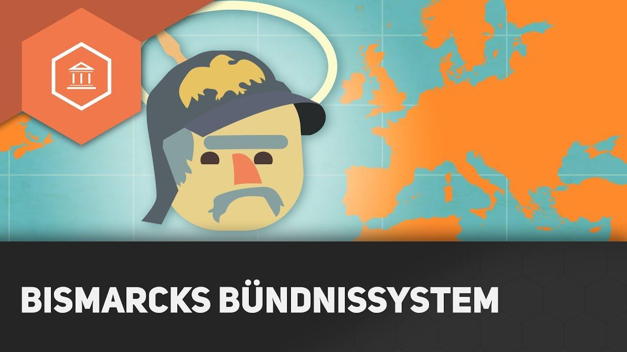 Bismarcks Bündnissystem - Die Außenpolitik Bismarcks - YouTube