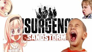 Compa and a Raging Kid Play Insurgency Sandstorm