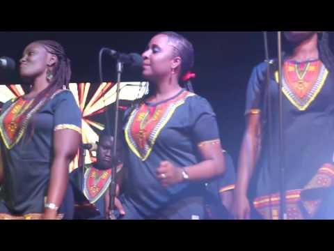 Akesse Brempong - Bongo Church Medley - Agape Carnival2015