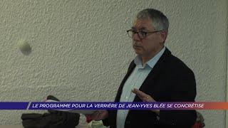 Yvelines | Le programme pour La Verrière de Jean-Yves Blée se concrétise