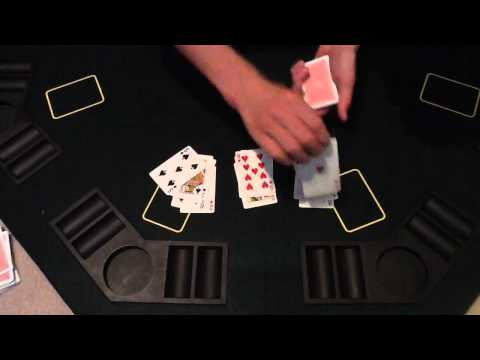 11th Card - Simple Self Working Card Trick
