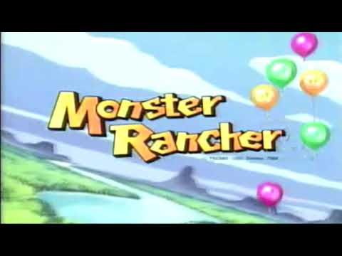 Monster Rancher Opening German