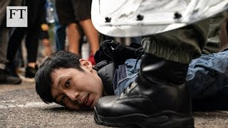 Why Hong Kong protests and violence are escalating | FT