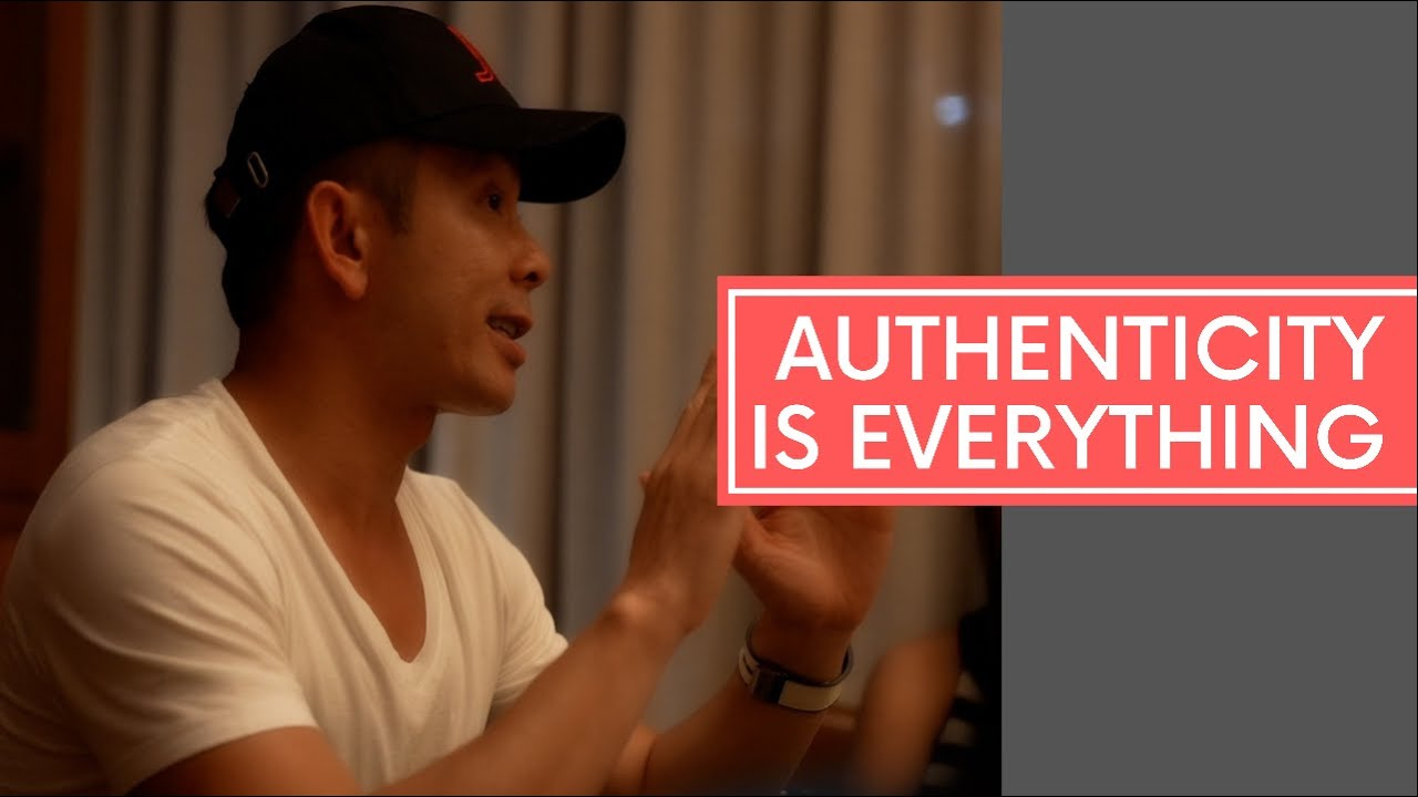 Authenticity Is Everything