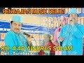 KH. A'AD AINURUS SALAM Dari Surabaya