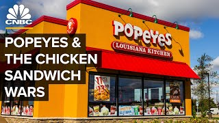 How Popeyes' Chicken Sandwich Changed Fast Food