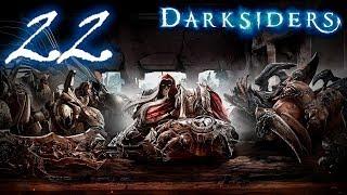 Darksiders: Wrath of War прохождение на геймпаде часть 22 Новый гаджет - Абордажная цепь