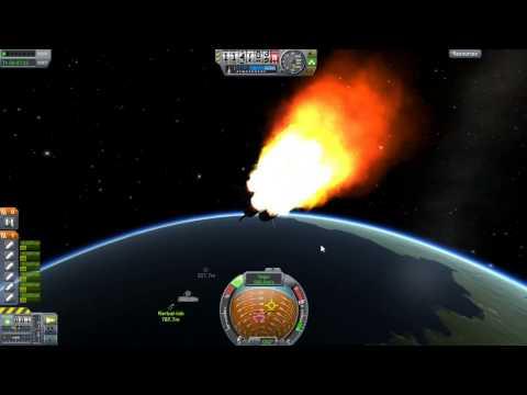 Let's Play!: Kerbal Space Program #31 - Anti-Satellite Missile!