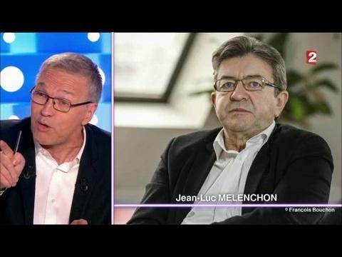 La campagne de Jean-Luc Mélenchon décryptée par 8 chroniqueurs #ONPC - 15 Avril 2017