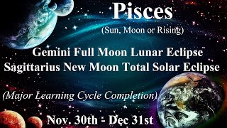 ♓️Pisces ~ New Life, New Friends and New Romance! ~ Eclipse Reading