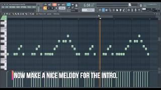 How to make progressive house like MARTIN GARRIX - FL Studio Tutorial