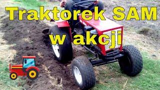 traktor sam - orka