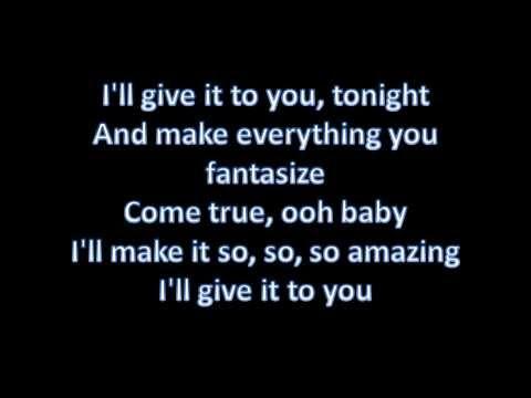 Robin Thicke - Give It 2 U ft. Kendrick Lamar (Lyrics)