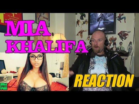 MIA KHALIFA - 13 Shocking Facts REACTION