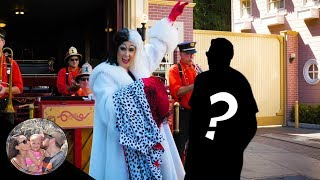 Cruella's last Fire House performance! *Who's the special guest?* | Disneyland vlog #129