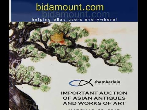 Ebay Asian Antiques Auction Results March 24 2015