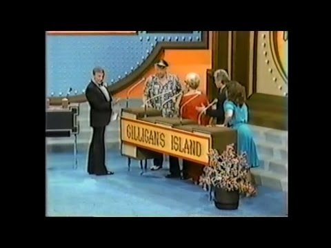 Family Feud: Gilligan's Island Vs. Lost in Space