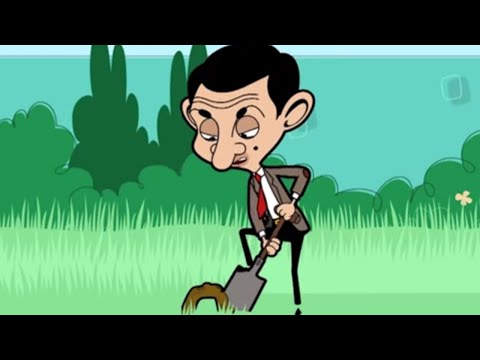 Can You Dig it? | Funny Episodes | Mr Bean Official