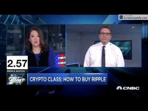"CNBC Say Ripple XRP Will Be The ""New International Financial System"""
