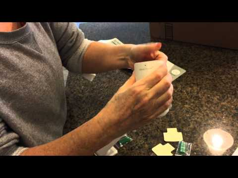 Unboxing and Setting Up the iSmart Alarm System