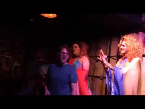 יעקב Gallina Port Des Bras&Celine La Divine&Michael Angelo Werk15 Desire Bar Tel Aviv 5 12 17