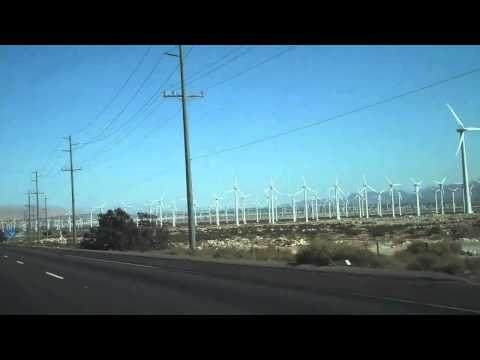 Palm Springs Wind Farm