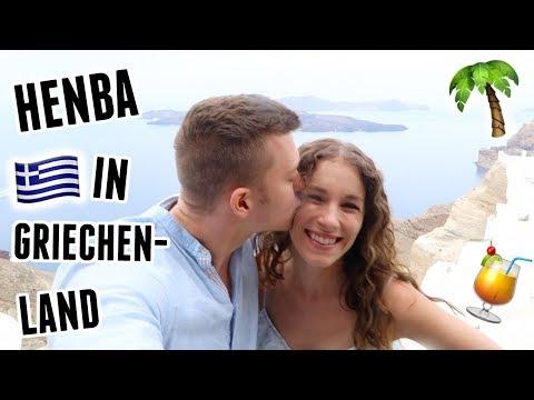 Eine Woche im Paradies😍 - Santorini SPECIAL! Vlog 25