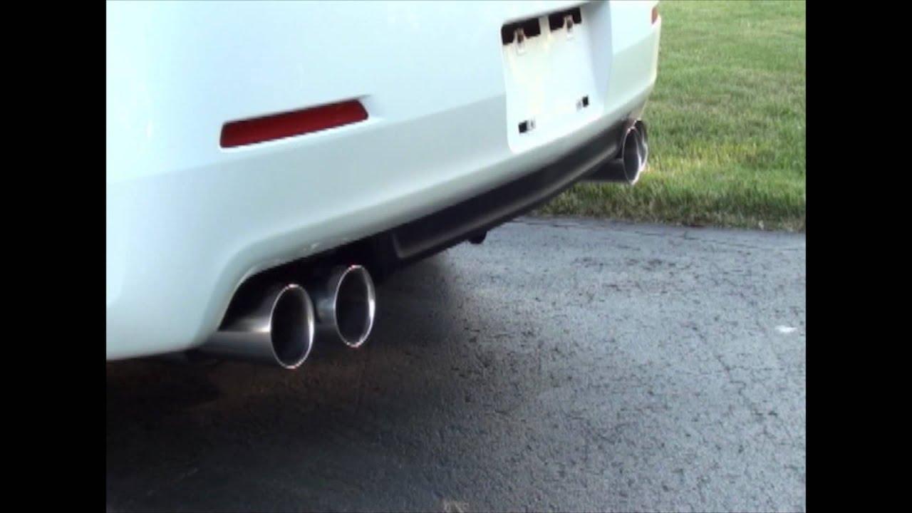 atlp cat back exhaust 2012 acura tl sh awd