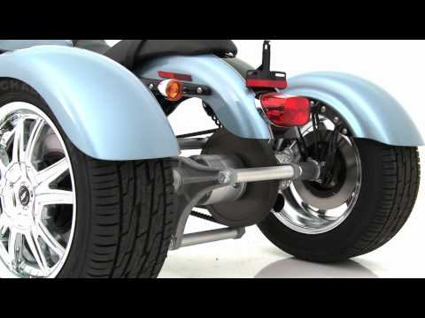 Champion Trikes Sport Trike Quot Harley Quot Youtube