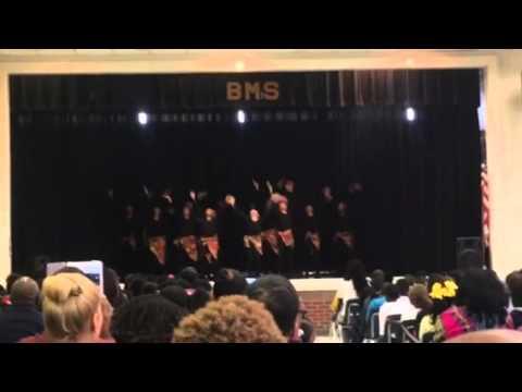 Dream G.E.A.R.L.S. 2016 Browns Mill Elementary School