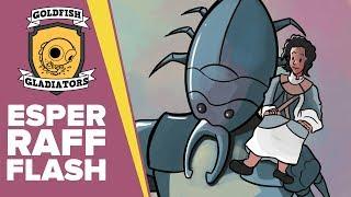 Goldfish Gladiators: Esper Raff Flash (MTG Arena)
