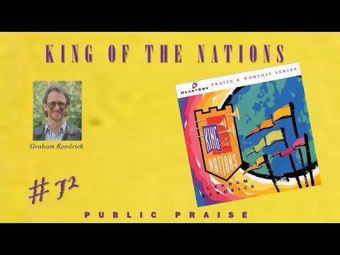 Graham Kendrick- King Of The Nations (Full) (1992)