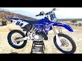 First Ride 2020 Yamaha YZ250 2 Stroke - Motocross Action Magazine