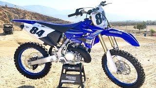 First Ride 2020 Yamaha YZ250 2 Stroke - Motocross Action Magazine