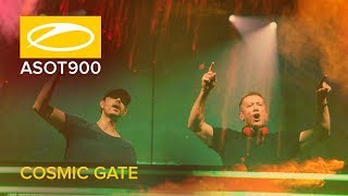 Cosmic Gate live at A State Of Trance 900 (Jaarbeurs, Utrecht - The Netherlands)