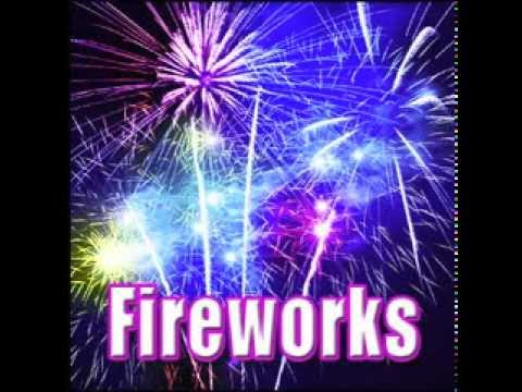 Loud Fireworks Sound Effect