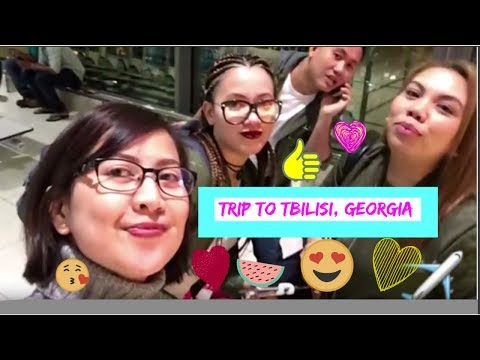 From Dubai to Tbilisi Georgia | Travel Vlog | Arrival Day