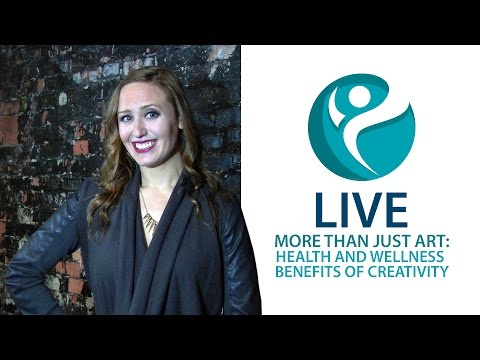 More than Just Art: Health and Wellness Benefits of Creativity