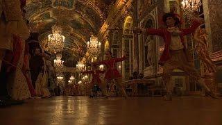 Bal costumé historique au château de Versailles