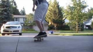 Cleanest Kickflip, First Legit Treflip