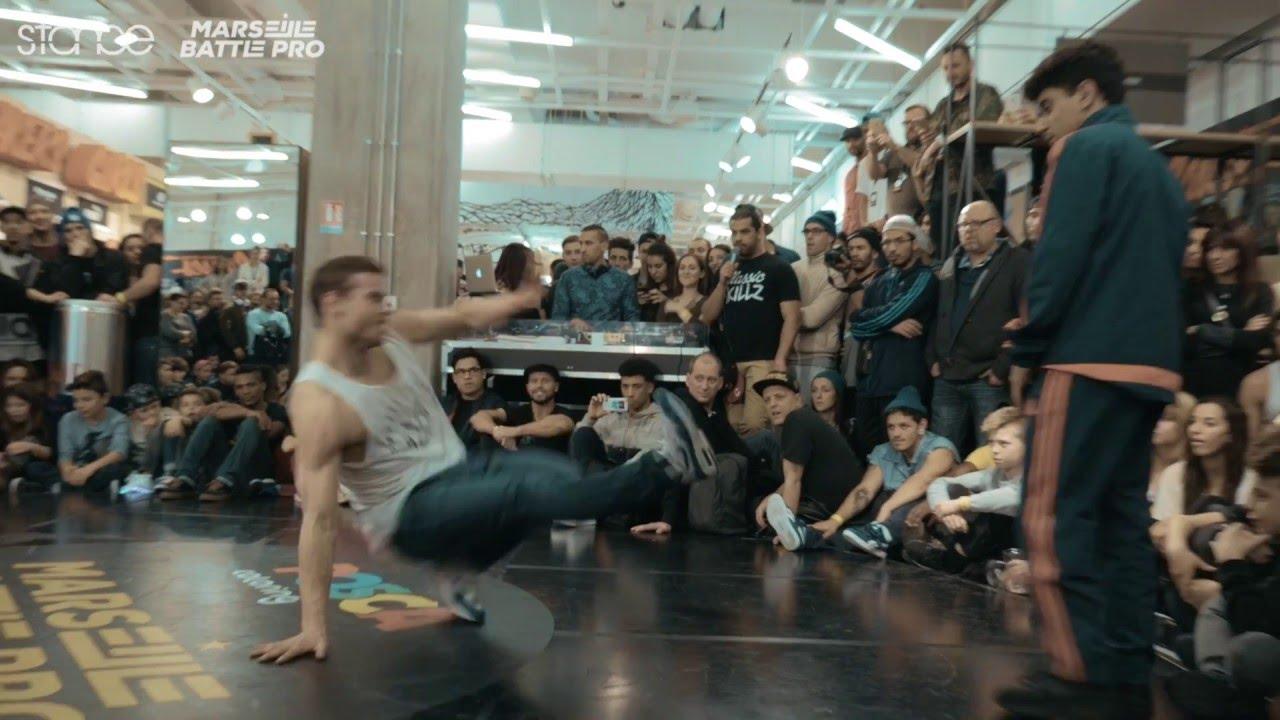 Daniel v Pac Pac // .stance // Marseille Battle Pro 2016 // 1v1