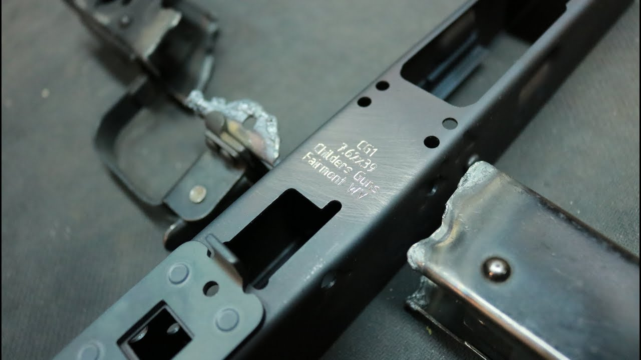 Hungarian AK63D AMMS
